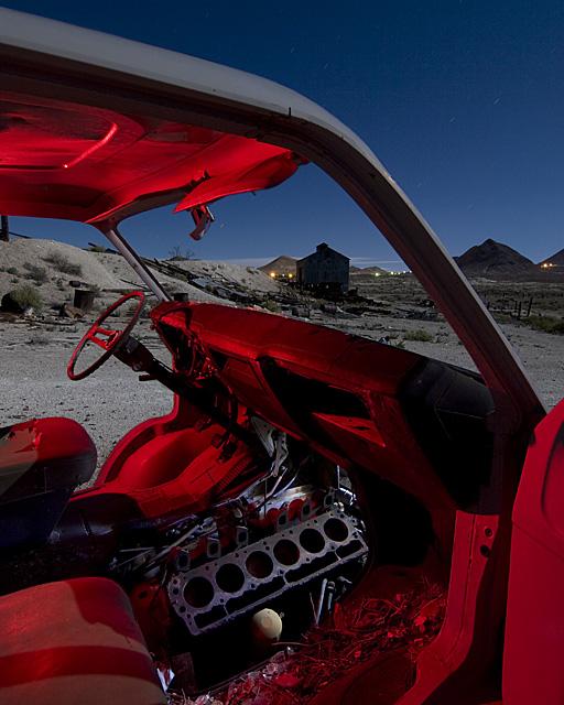 Slant-Six Tradesman  :::::  2009  :::::  Dodge Van  :::::  Tonopah, Nevada