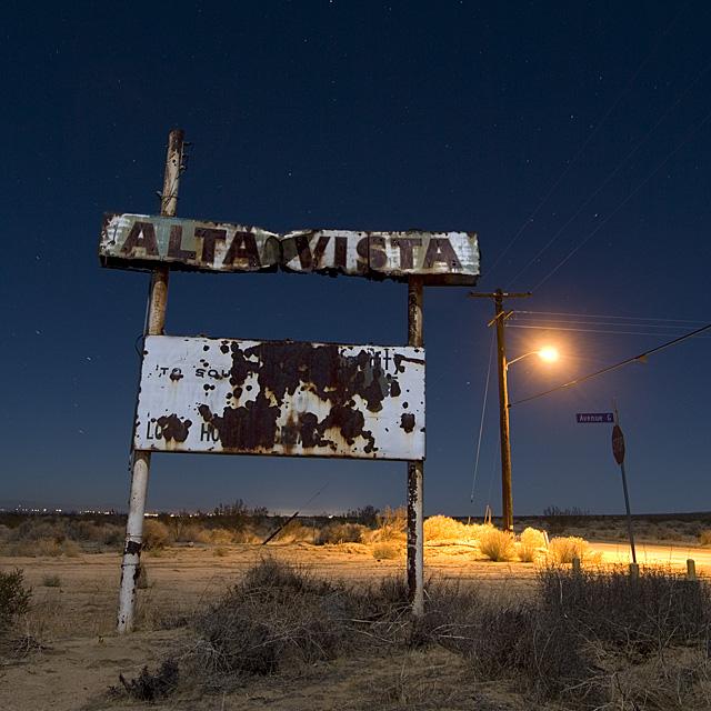 Avenue G  :::::  2007  ::::::  Antelope Valley, California.