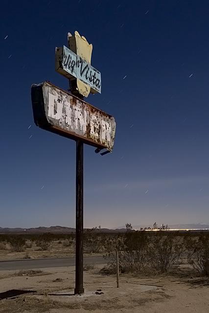 High Vista  :::::  2008  ::::::  Antelope Valley, California.
