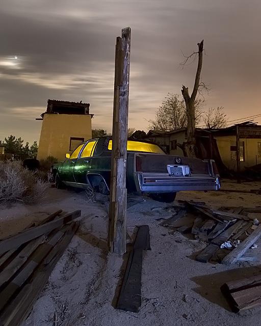 Yermo de Ville  :::::  2007  :::::  1977 Cadillac  :::::  Yermo, California
