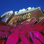 Joe's  :::::  2000  ::::::  Film  :::::  YESCO Boneyard, Las Vegas, Nevada.