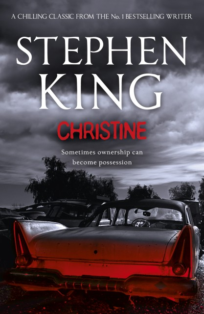 christine stephen king book - photo #1