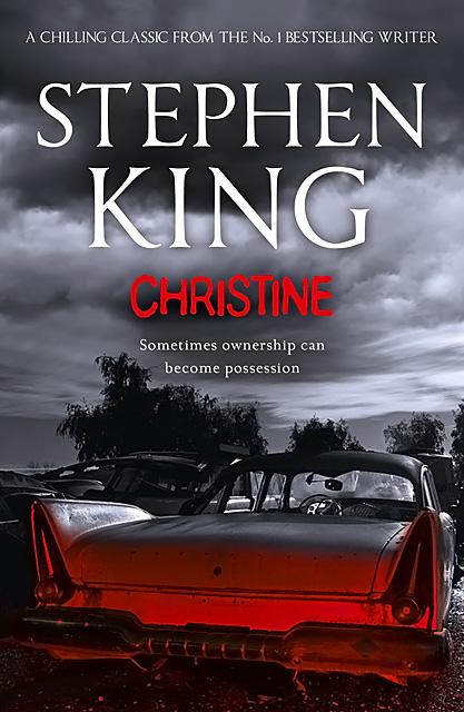 Christine  :::::  Stephen King  :::::  2011 Edition  :::::  Hodder & Staughton, UK