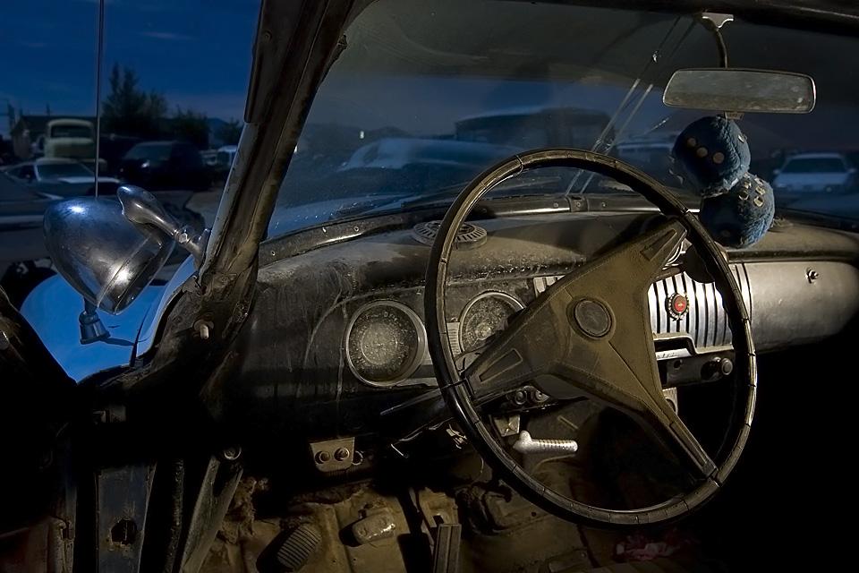 Dirty Dice  :::::  1954 Chevy Custom.