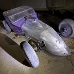 The Thing  :::::  Winfield's flathead-powered Model T,