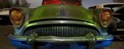 Red-Eyed Grouper  :::::  1954 Buick Special  :::::  January 2012