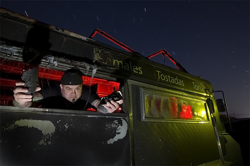 Tacos from the Dark Side  :::::  Dennis Valente