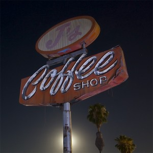 J's Coffee Shop  :::::  Highway 99, Delano, California  :::::  July 3rd, 2012