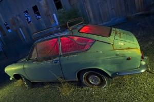 Italian Dawn :::::  Wendover AFB, Utah  :::::  Fiat 850