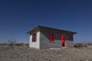The Lonely Homestead  :::::  29 Palms / Wonder Valley