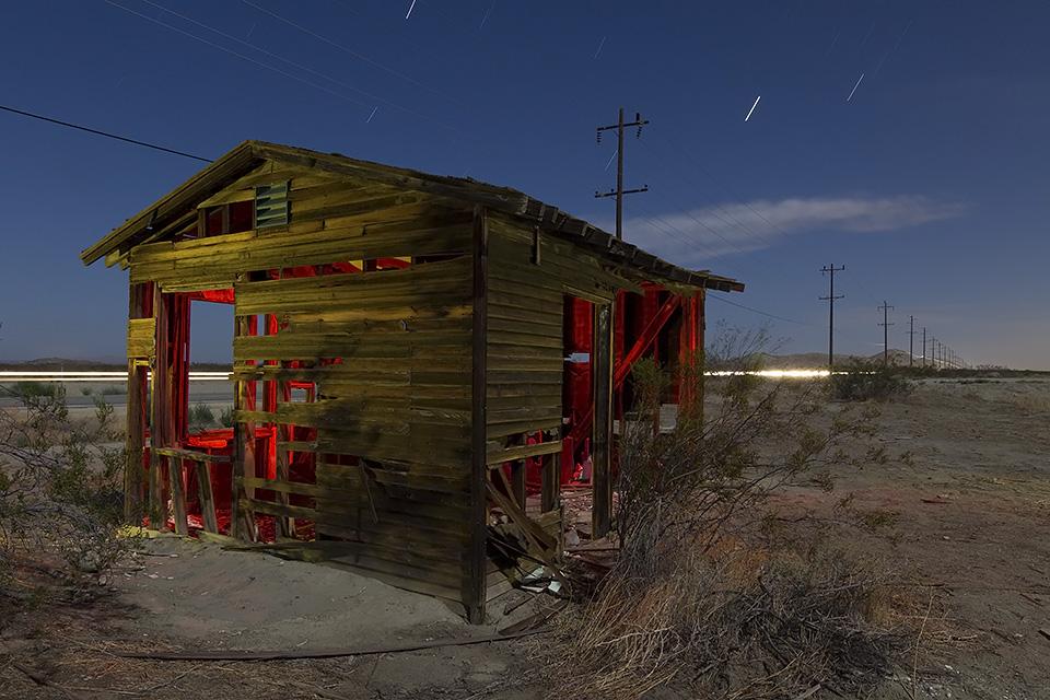 Shot Through The Heart  :::::  Antelope Valley, California