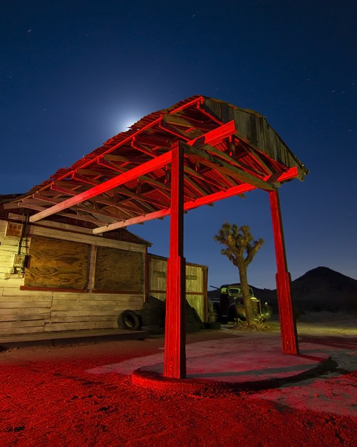 The Tropic of Petroleum  :::::  Northern Antelope Valley, California