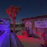 Night Meeting  :::::  Northern Antelope Valley, California
