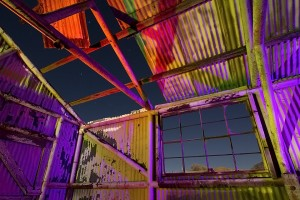 Slowly Losing the Roof  :::::  Atolia Mine  :::::  July 1012