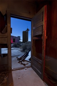 Atolia's Back Door  :::::  July 2012