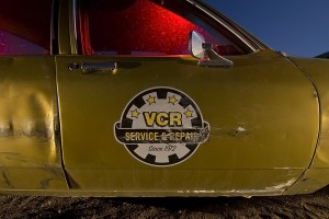 VCR Repair  :::::  Paul's Junkyard  :::::  April 2012