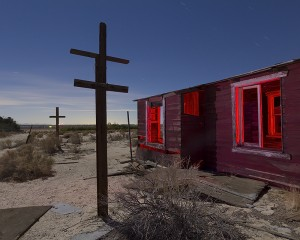 Dos Cruces  :::::  Cantil, California