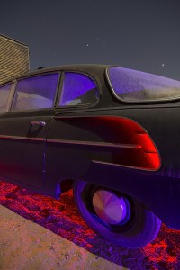 Interstellar Overdrive  :::::  Paul's Junkyard  :::::  September 2012