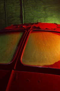 The Other Split Window  :::::  Tatra2-603 II  :::::  Paul's Junkyard  :::::  October 2012