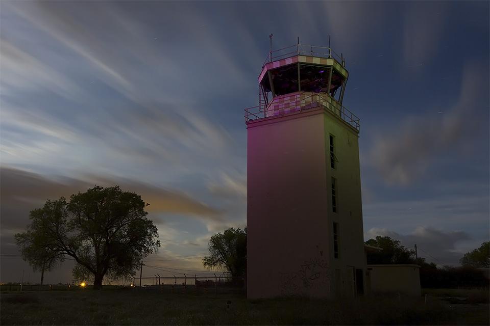 The Dark Tower  :::::  NASA Crows Landing  :::::  March 2013