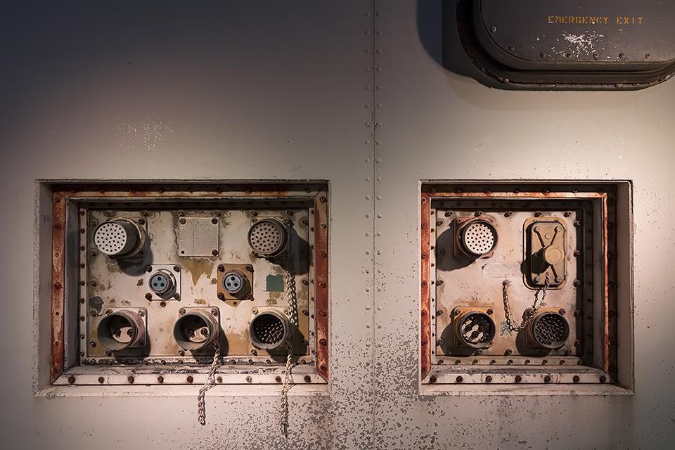 Scuzzy SCSI :::::  NASA Crows Landing  :::::  Launch Control Trailer  :::::  March 2013