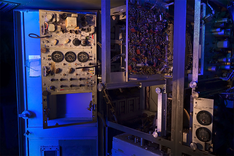 Missile Lock :::::  NASA Crows Landing  :::::  Launch Control Trailer  :::::  March 2013