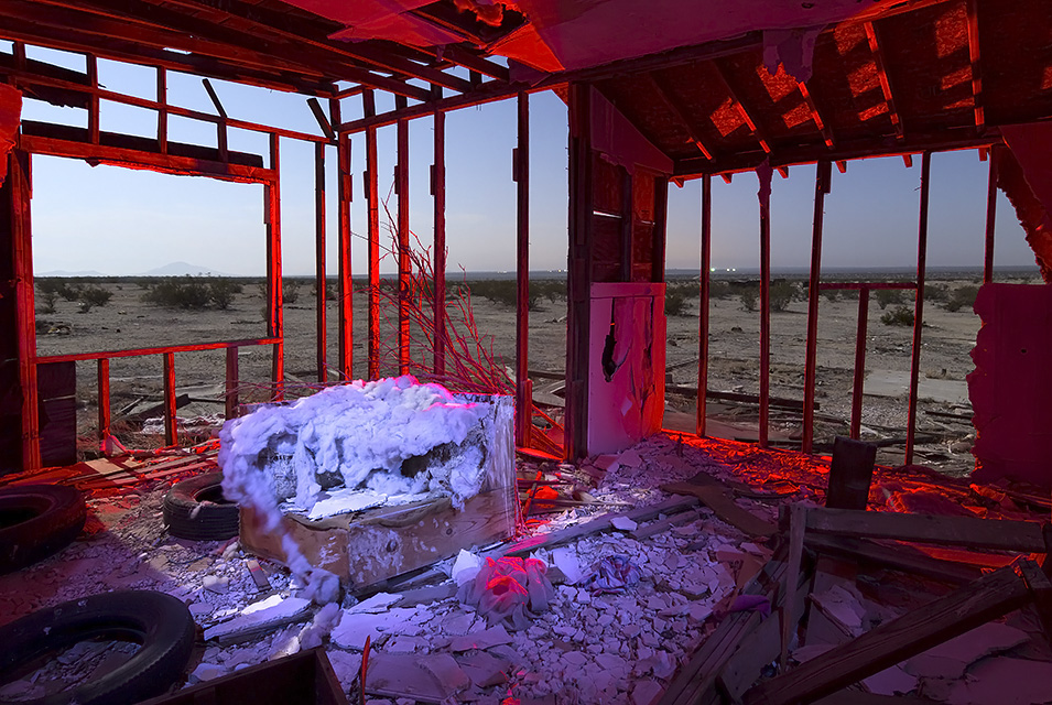 The Indoor Cloud  :::::  The Antelope Valley