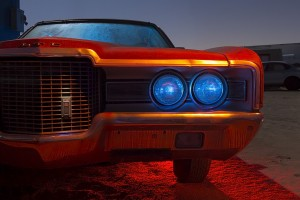 Blue Eyed Soul  :::::  1971 Ford LTD