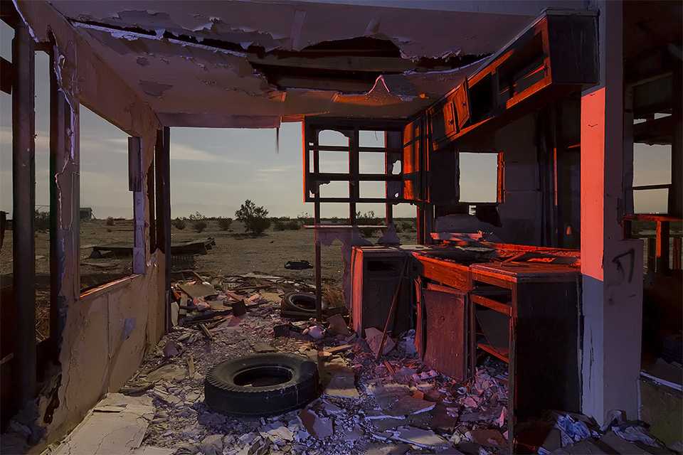 Kitchen Witchin' Hour  :::::  Avenue F, Antelope Valley, California