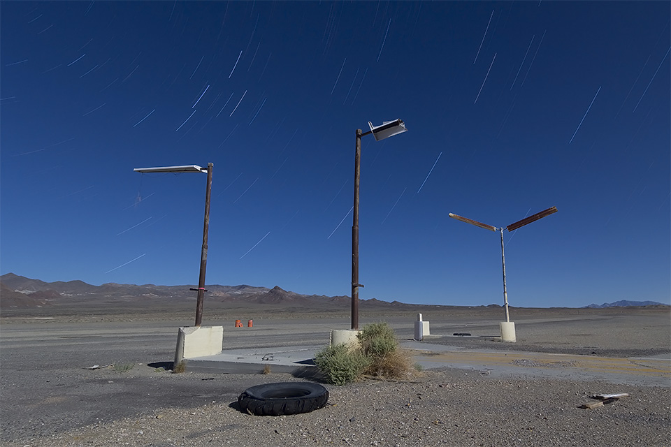 All I Get Is Static  :::::  Coaldale, Nevada