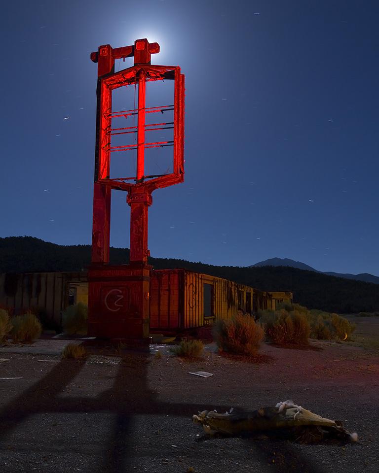 Soper's Casino  :::::  Mount Montgomery, Nevada
