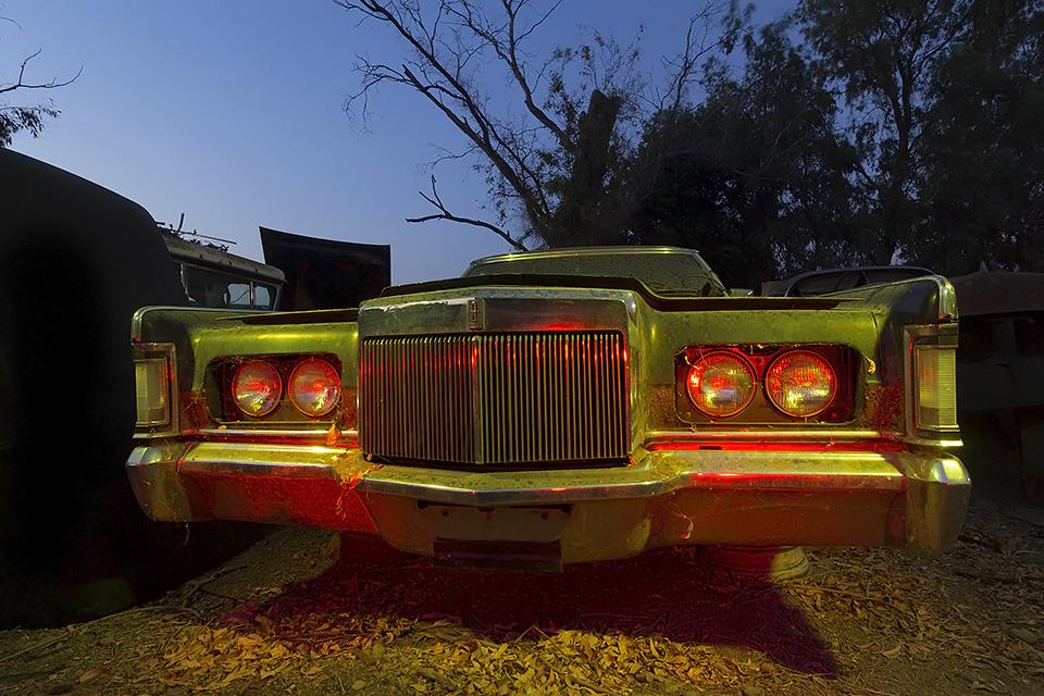 Lincoln Pucker  :::::  1970 Lincoln Mk III  :::::  Big M