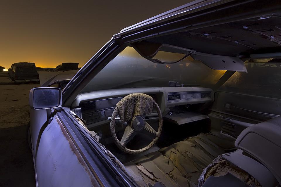 Mrs. B's Dirty Washcloth  :::::  1971 Cadillac