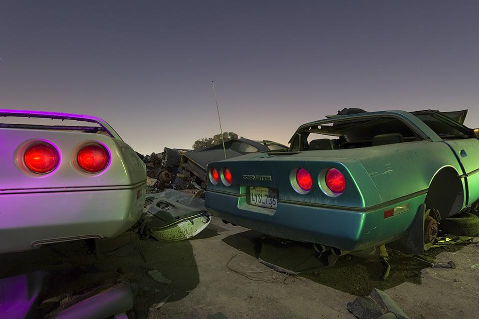 Turner & Hooch  :::::  C4 Corvettes