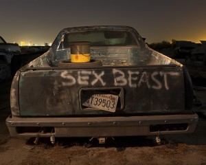Sex Beast  :::::  5th Generation Chevy El Camino :::::  Turner's Auto Wrecking