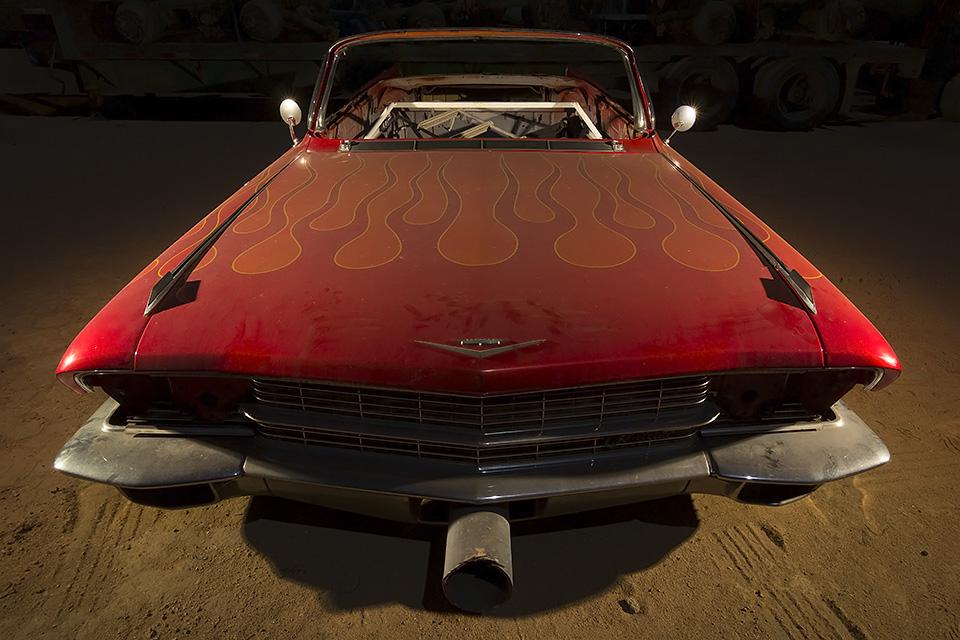 Bad Eyed and Loveless  :::::  1962 Cadillac Convertible