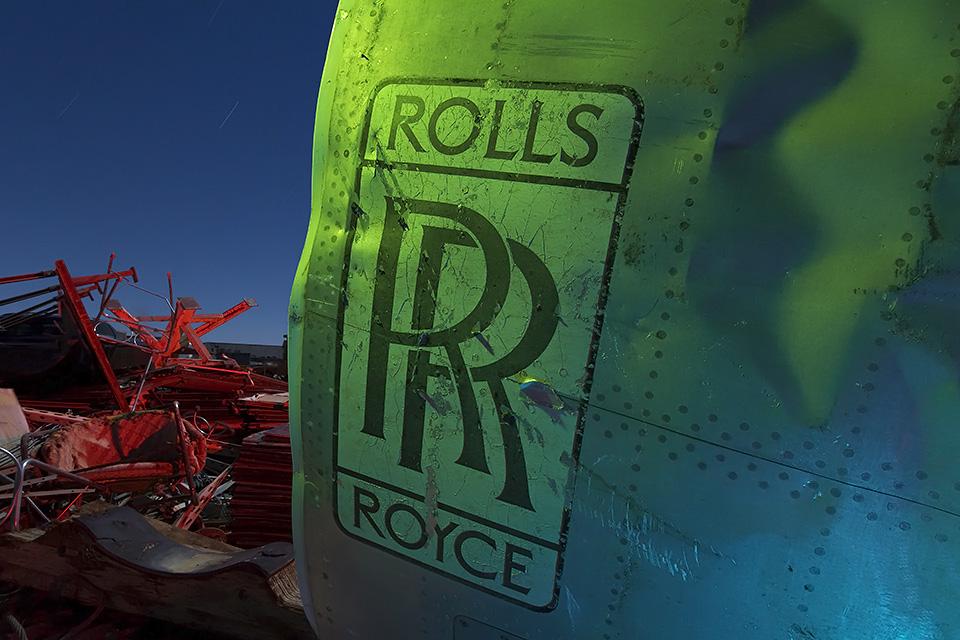 Holy Roller  :::::  Lockheed L1011 Nacelle