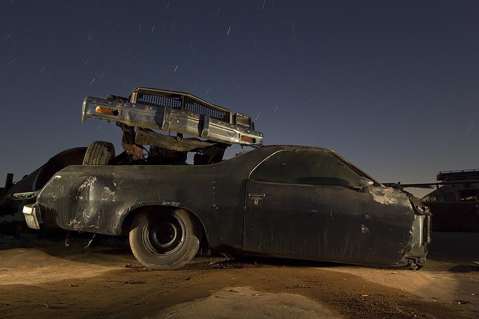 Cruisin' the El, In Heaven  :::::  1977 Chevy El Camino