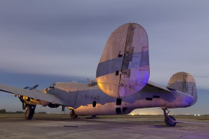 The Shadow of the Poon  :::::  Lockheed Harpoon