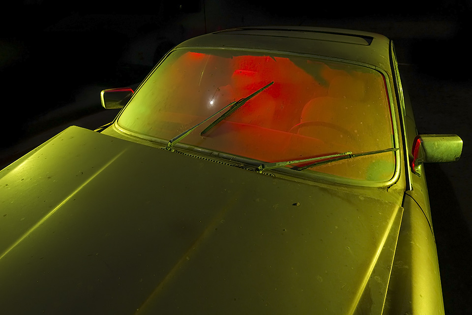 At The Bottom Of the Lake  :::::  Jaguar XJ6