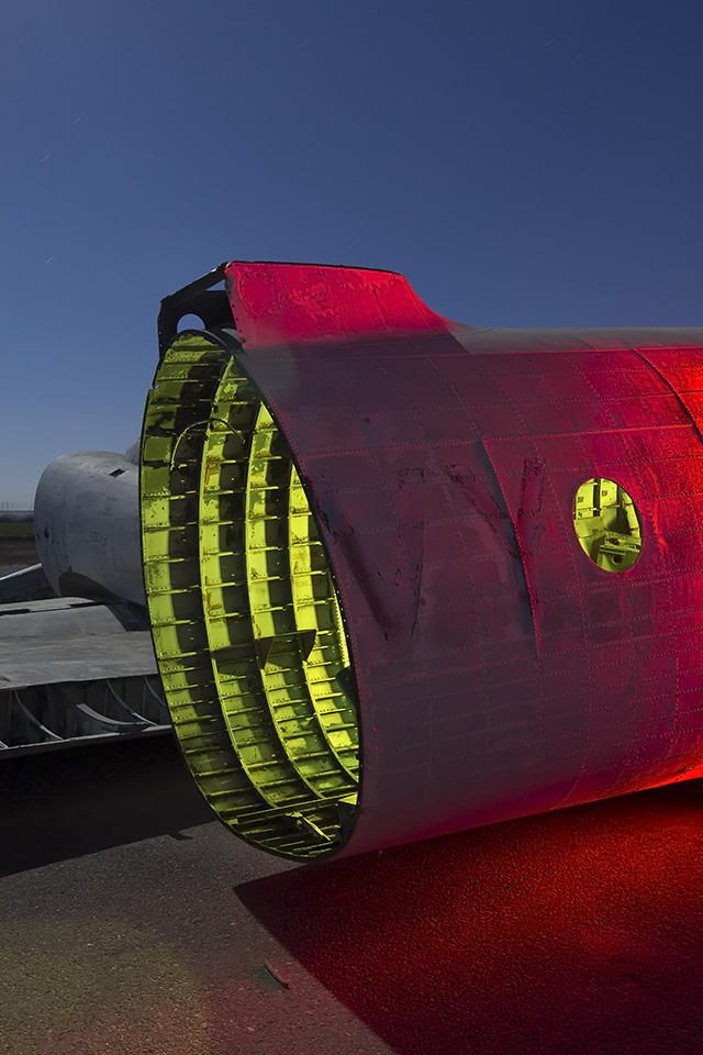 Human Marrow  :::::  Lockheed P-2 Neptune