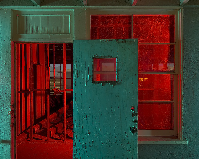 Minty a la Mondrian  :::::  The Barracks