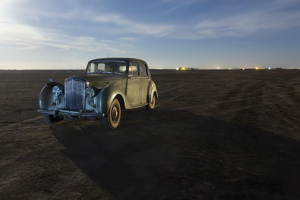 Reception Committee  :::::  Bentley Mk IV