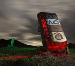 Surrealist Games  :::::  International Car Forest of the Last Church  :::::  Goldfield, Nevada