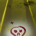 Ice Cream Skully  :::::  International Car Forest of the Last Church  :::::  Goldfield, Nevada
