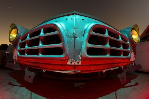 The Buck Baker Bends  :::::  1956 Chrysler
