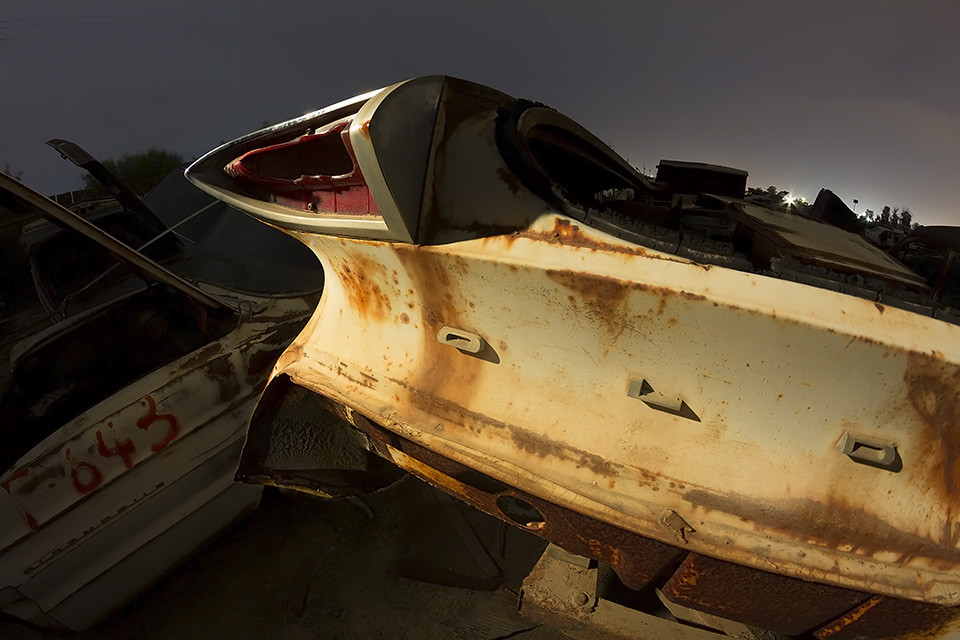 Just Old  :::::  1960 Oldsmobile