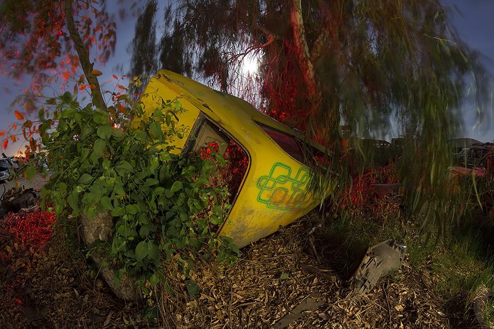 Mayan Ruins  :::::  Ford Pinto