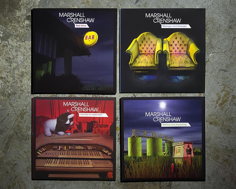 Marshall Crenshaw Albums