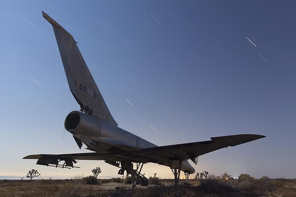 Fireball XL5  :::::  Convair B-58 Hustler